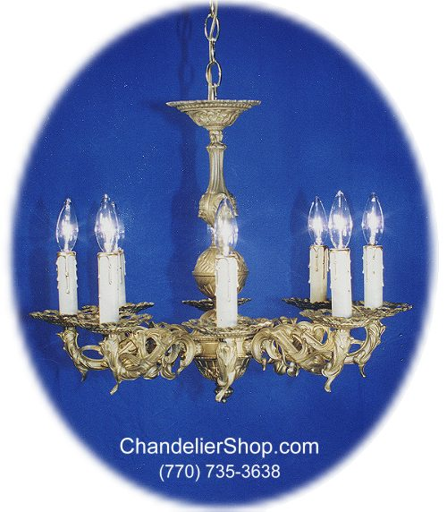 The Big Chandelier Picture